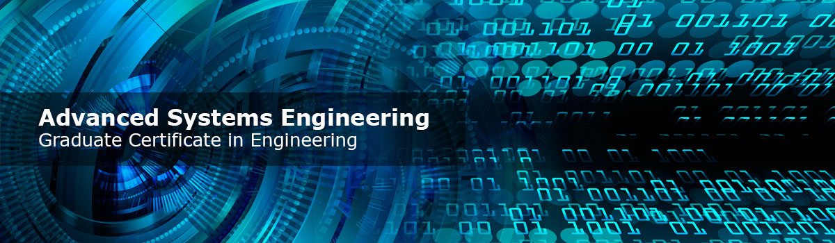 UConn Advanced Systems Engineering Graduate Certificate in Engineering