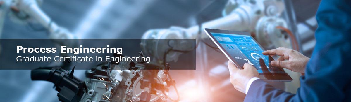 UConn Graduate Certificate in Process Engineering